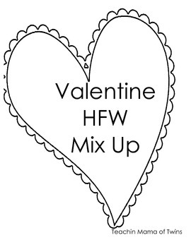 Valentine HFW Mix Up