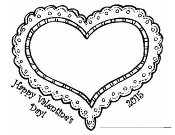 Valentine Handprint Craftivity {FREEBIE}