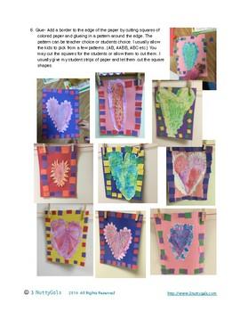Valentine Heart Art - Happy Accident