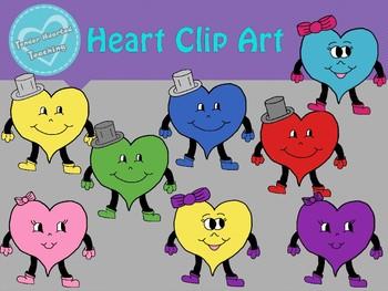 Valentine Heart Clip Art