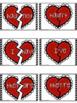 Valentine Heart Contractions (K-1)