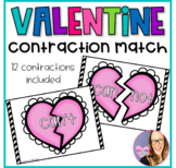 Valentine Contractions (K-1)
