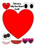 Valentine Heart Face Craft