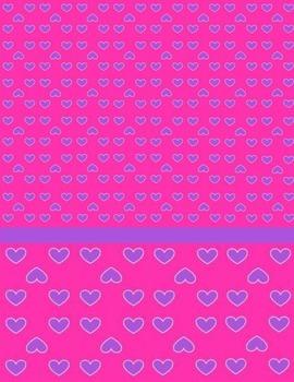 Valentine Heart Framed Paper