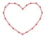Valentine Heart Graph - All Quadrants