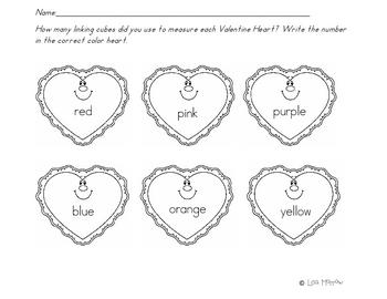 Valentine Heart Math