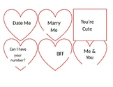 Valentine Heart Memory Game