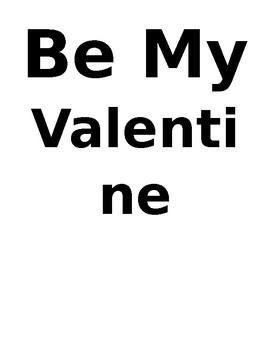 Valentine Hearts Header