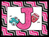 Valentine Hearts - Posters / Cards / Mats - Alphabet & Numbers