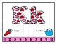 Valentine Hearts ~ Teaching by the Letter Holiday Strip Number Puzzles