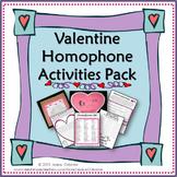 Valentine's Day Homophones
