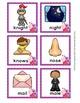 Valentine Homophone Words Match Game
