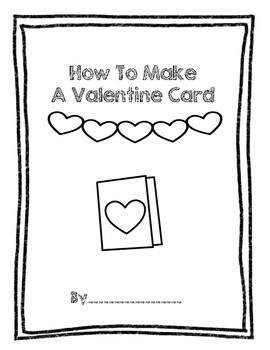 Valentine-How To Make A Valentine