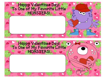 Valentine Incentives, Scratch-offs and Parent Gifts,