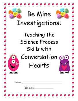 Valentine Investigations: Using Conversation Hearts in Science