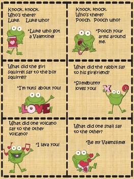 Valentine Jokes