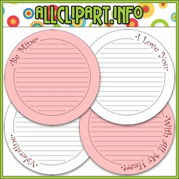 Valentine Journaling Tags
