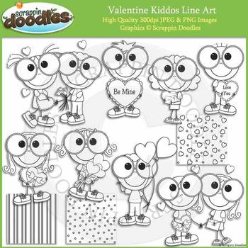 Valentine Kiddos