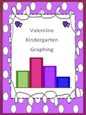 Valentine Kindergarten Graphing