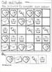 Valentine Kindergarten Math Fun