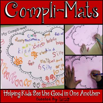 Classroom Community Kindness Activity