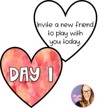 Valentine Bulletin Board - Random Acts of Kindness