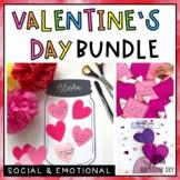 Valentine Kindness Bundle   Valentine's Day Bulletin Board