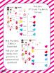 Valentine Kisses - Editable Card Game