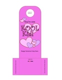 Valentine Kool-Aid Packet Holder