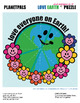 LOVE Everyone ♥ Earth Planetpals Coloring Activity, Poem, Puzzle