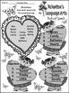 Valentine's Day Worksheets: Valentine's Language Arts Activity Packet