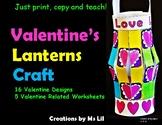 Valentines Day Craft  ::  Valentine Activities