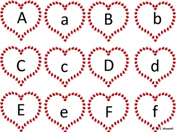 Valentine Letter BingoFor Different Age Groups  TpT