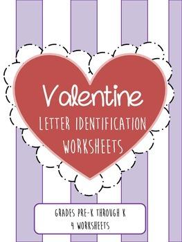 Valentine Letter Identification