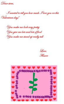 Valentine Letter Template