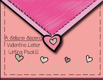 Valentine Letter Writing Pack