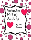 Valentine Letter and Coupon Book