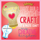 Valentine Lightbulb Craft & Mobile