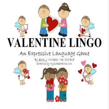 Valentine Lingo - An Expressive Language Game