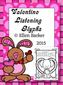 Valentine Listening Glyphs