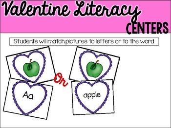 Valentine Literacy Center