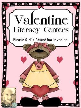 Valentine Literacy Centers