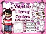 Valentine Literacy Centers! Third Grade!!
