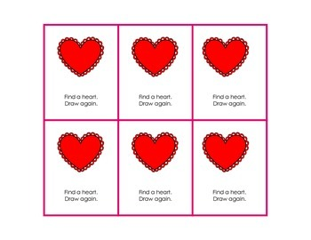 Valentine Long-A game, differentiated