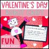 Valentine Robot Craft