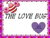 Valentine Love Bug Spinner/Graphing Activity