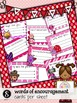 Valentine Love Letters - Notes of Encouragement