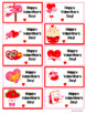 Valentine Lunch Box Notes