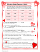 Valentine Math - Magic Squares