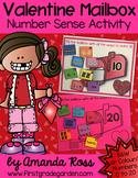 Valentine Mailbox Number Sense Activity {Representing Numbers 0-20}
